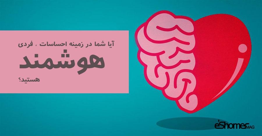 آیا شما در زمینه احساسات فردی هوشمند هستید؟