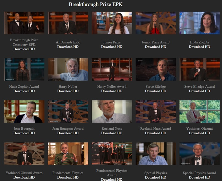 فیسبوک، گوگل و علیبابا اسپانسر اسکار دانشمندان