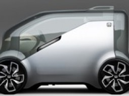 نخستین خودرو احساساتی کانسپت هوندا نئو وی ( NeuV )