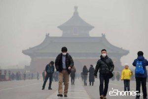 مجله خبری ایشومر Air-Pollution-in-China-mag-eshomer-300x200 آلودگی هوا در چین باعث تعطیلی کارخانه ها شد سبک زندگي سلامت و پزشکی  هوا کارخانه سرطان ریه چین تعطیلی پکن آلودگی هوا آلودگی