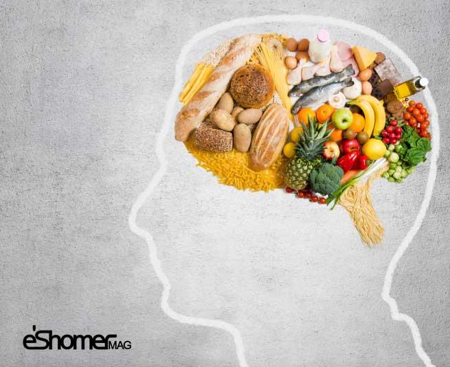 مجله خبری ایشومر Food-For-A-Healthy-Mind-mag-eshomer بهترین مواد غذایی برای تقویت مغز و حافظه سبک زندگي سلامت و پزشکی  مواد مغز گیاهان سبز کرفس غذایی حافظه تقویت