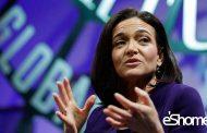 مدیر عملیاتی و تجاری فیسبوک ،شریل سندبرگ نظام تجاری این شرکت را متحول کرد