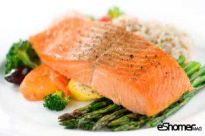 مجله خبری ایشومر cooked-salmon-mag-eshomer-300x199 cooked-salmon-mag-eshomer