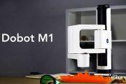 ربات هوشمند Dobot به کمک کارآفرینان می آید