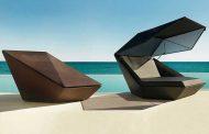 ایده و طراحی صندلی های باغی و ساحلی +عکس
