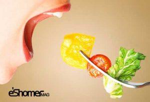 مجله خبری ایشومر getty_rm_photo_of_woman_eating_veggies-mag-eshomer-300x204 بدون ورزش کردن  به طور موثر لاغر شوید سبک زندگي سلامت و پزشکی  ورزش هانتر لاغر دانشکده بدون PLoS one Herman Pontzer