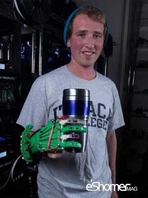 ارزانترین دست مصنوعی با قیمت 15 دلار