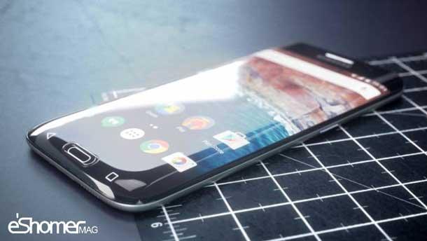 مجله خبری ایشومر samsung-galaxy-s8-edge-concept-image-2017 تقلید سامسونگ از اپل در ساخت هدفون بی سیم تكنولوژي موبایل و تبلت  هدفون گلکسی سامسونگ تقلید بی سیم اپل S8