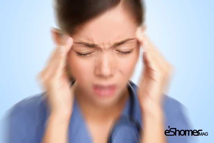 مجله خبری ایشومر stress1-mag-eshomer زنگ خطر استرس با 7 علائم جسمی ساده آن سبک زندگي سلامت و پزشکی  علائم ساده زنگ خطر جسمی استرس آن 7