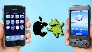 مجله خبری ایشومر t-mobile-g1-apple-mag-eshomer-300x169 مقایسه  اولین گوشی اندرویدی(T-Mobile G1) با اولین آیفون اپل تكنولوژي  مقایسه گوشی اولین اندرویدی اپل آیفون T-Mobile G1 HTC Dream