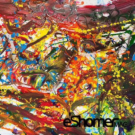 مجله خبری ایشومر action-painting-mag-eshomer آشنایی با سبک های هنر مدرن و مشخصات آن (بخش اول ) طراحي هنر  هنر های نقاشی متافیزیکی نقاشی مشخصات مدرن کنشی کناره باز آشنایی با سبک