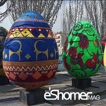 فراخوان جشنواره تخممرغهای نوروزی 96