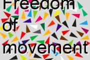 مسابقه بین المللی  طراحی پوستر برای فردا 2017 با موضوع آزادی در تغییر مکان ( مهاجرت )