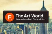 مسابقه بین المللی هنری 2017 f the art world