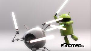 مجله خبری ایشومر ios-vs-android-mag-eshomer-300x169 iOS از امنیت بالاتری نسبت به اندروید دارد تكنولوژي موبایل و تبلت  نسبت عامل سیستم سال بالاتری اندروید امنیت آسیبپذیر WatchOS iOS ٢٠١٦