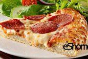اگر پیتزا دوست دارید خود را از اون محروم نکنید