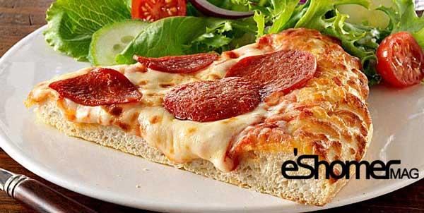 مجله خبری ایشومر pizza-mag-eshomer اگر پیتزا دوست دارید خود را از اون محروم نکنید آشپزی و غذا سبک زندگي  نکنید موزی محروم کدو فلفل دوست دارید پیتزا