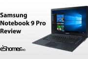Notebook 9 لپ تاب جدید سامسونگ در نمایشگاه CES 2017