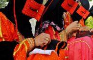 برقعه یا برقع نقاب پوششی بانوان هرمزگان و انواع آن