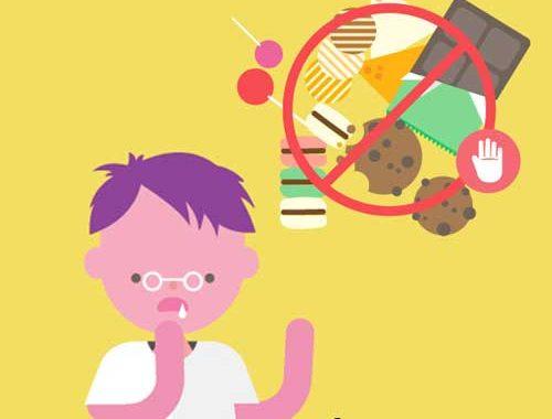 غذا های ممنوع برای کودکان زیر یک سال و دستور تهیه زرده تخم مرغ