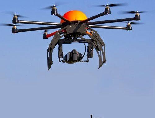 روبات Defikopter برای نجات بیماران سکته قلبی