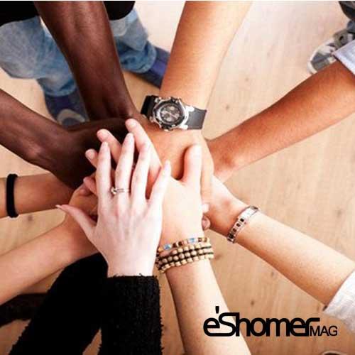 7 راهکار ساده برای روابط اجتماعی و کاری ایده آل