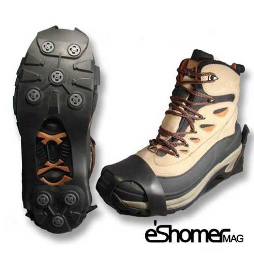 مجله خبری ایشومر Gripforce-shoes-mag-eshomer کفش دو منظوره Gripforce برای مصرف شهری و کوهنوردی تكنولوژي نوآوری  منظوره مصرف کوهنوردی کفش شهری دو Gripforce