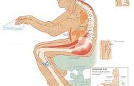تاثیرات نشستن طولانی مدت بر روی اعضا بدن