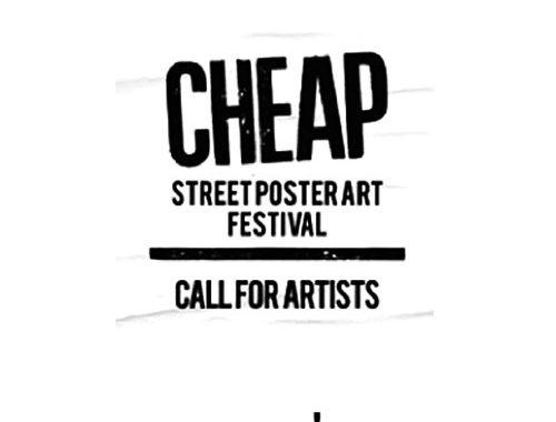 فراخوان طراحی پوستر  cheap street 2017