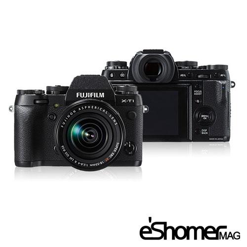 مجله خبری ایشومر fuji-X-T1-camera-mag-eshomer دوربین جدید فوجی ویژه عکاسی در هوای سرد تكنولوژي نوآوری  ویژه وای فای هوای فوجی عکاسی سرد دوربین عکاسی دوربین جدید