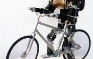 ربات انسان نمای دوچرخه سوار  Primer-V2