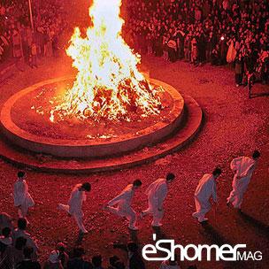 مجله خبری ایشومر sadeh-cermony-mag-1-eshomer جشن های ایرانی جشن سده راز ارمائیل پیدایش آتش جشن آتش سبک زندگي کامیابی  سده راز جشن پیدایش ایرانی ارمائیل آتش