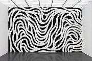 آشنایی با هنرمندان جنبش هنر مدرن  سل له ویت Lewitt