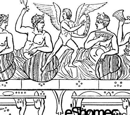 سمپوزیوم symposium در یونان باستان و هدف آن در گردهمایی ها