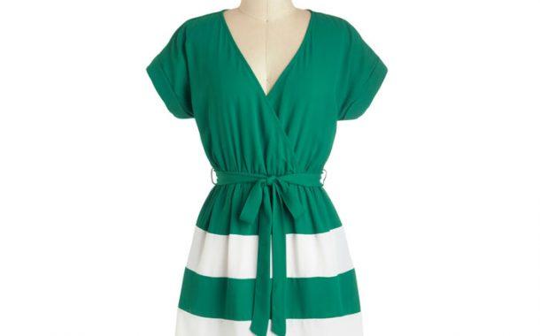اثرات روانی رنگ سبز در طراحی مد و لباس