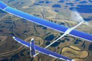 گسترش اینترنت در آفریقا با کمک پهپاد Solara60 توسط فیسبوک