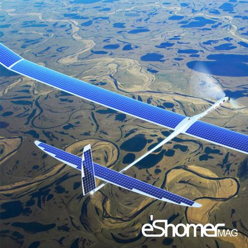 مجله خبری ایشومر اینترنت-به-کمک-پهباد-solara60 گسترش اینترنت در آفریقا با کمک پهپاد Solara60 توسط فیسبوک تكنولوژي نوآوری  گسترش فیسبوک پهپاد اینترنت آفریقا Titan Solara60 Solara50 Aerospace