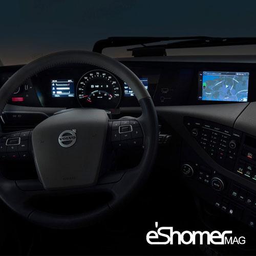 مجله خبری ایشومر فناوری-جدید-ولو-برای-رانندگی-ایمن-و-راحت-برای-رانندگان-کامیون رانندگی ایمن و بهتر با فناوری جدید ولو برای رانندگان کامیون تكنولوژي خودرو  ولو کامیون فناوری رانندگی رانندگان جدید ایمن