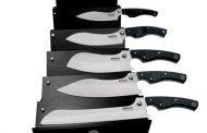 طراحی و ساخت چاقوهای آشپزخانه Boker Gorm 7Piece Kitchen