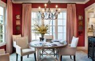 ایجاد شور وهیجان با رنگ قرمز در طراحی فضاهای داخلی مدرن