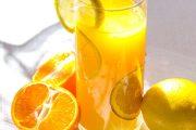 راهکار طبیعی کم کردن وزن با معجون پرتقال و لیمو