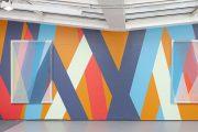 آشنایی با سبک های هنر مدرن و مشخصات آن –انتزاع پسا نقاشانه Post Painterly Abstraction
