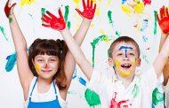راز و رمزهای نقاشی های کودکان 6 - کمک به کودک دراولین تجربه نقاشی