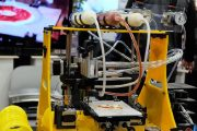 ناسا و پرینترهای سه بعدی برای ساخت پیتزا در فضا