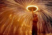 جشن های ایرانی جشن چهارشنبه سوری و قاشق زنی