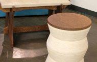 صندلی هایی که رشد می کنند و محصولاتی که دوستدار محیط زیست هستند