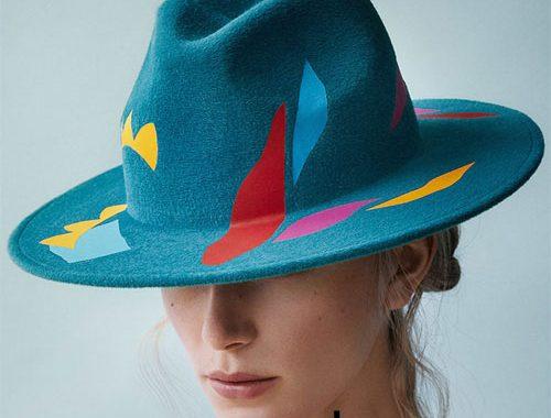 اثرات روانی رنگها در طراحی مد و لباس، رنگ آبی