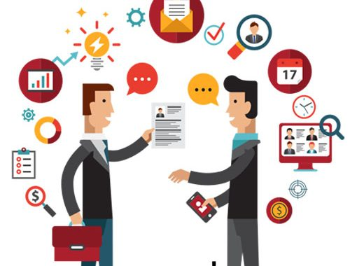 عناصر و مدیریت زنجیره تامین منابع برای کسب و کار