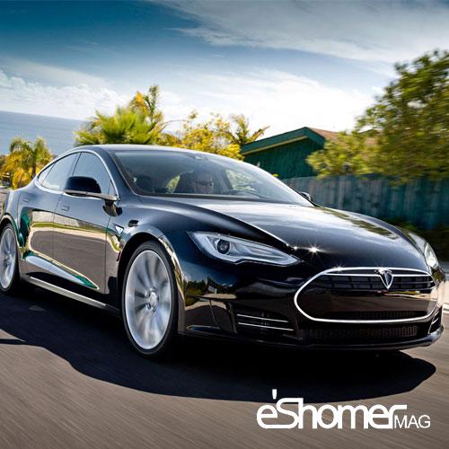 تسلا موتورز بازار اتومبیل آمریکا را دگرگون کرد