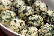تهیه و پخت انواع غذاهای ایتالیایی - پاته اسفناج و پنیر ریکوتا